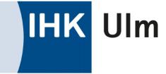 Logo ihk ulmpng